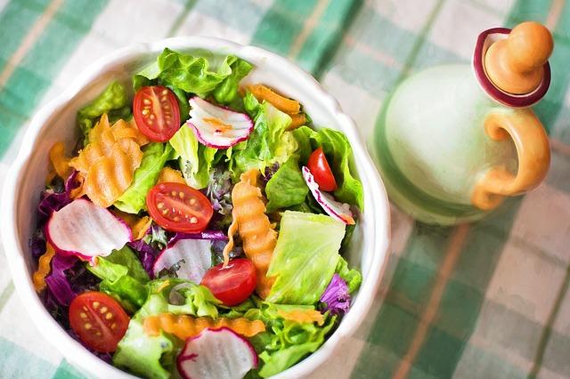 mix zeleniny