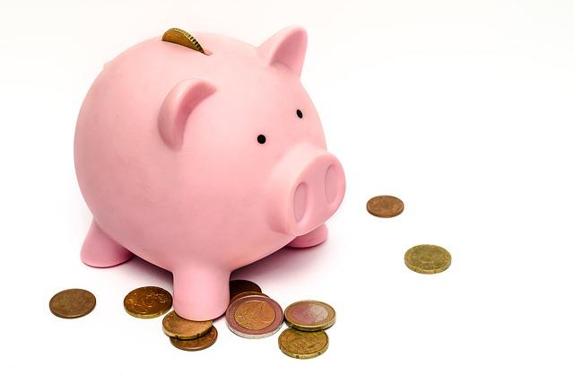peníze úspory