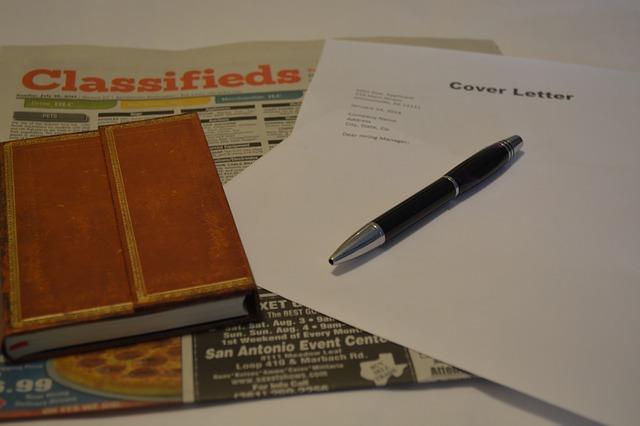 psaní motivačního dopisu