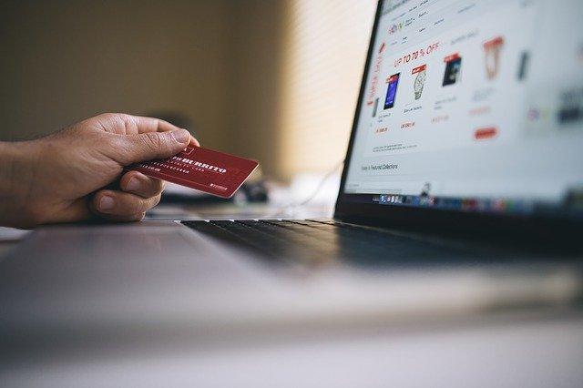 e-shop nakupování online